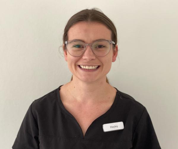 Dental Assistant Hayley