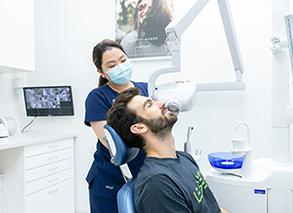 Dental X-Rays Dentist Mandy