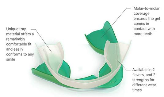 Opalescence Go Whitening Tray Dentist Mandy