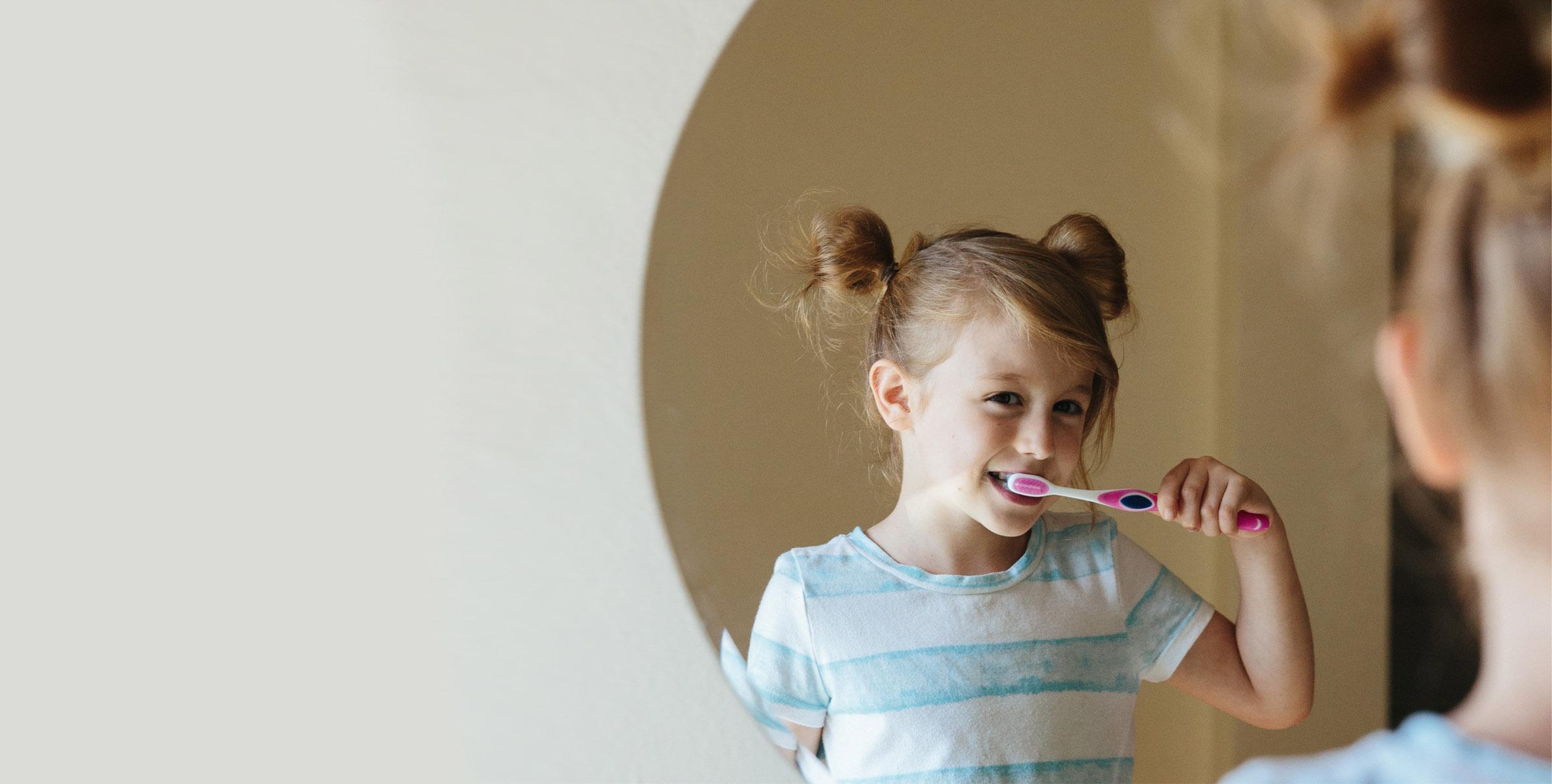 From Baby Teeth to Teenage Teeth